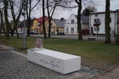Ławka Niepodległości we Władysławowie 1