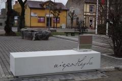 Ławka Niepodległości we Władysławowie 4