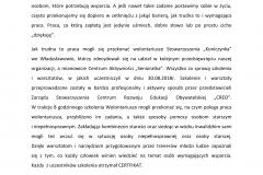 Wolontariuszem być - artykuł _01