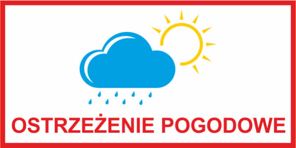 Ostrzeżenie pogodowe