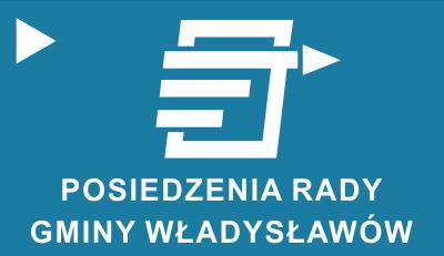 Posiedzenia rady gminy Władysławów